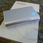Review: Batería portatil recargable #Jackery Fit – 10.200 mAh