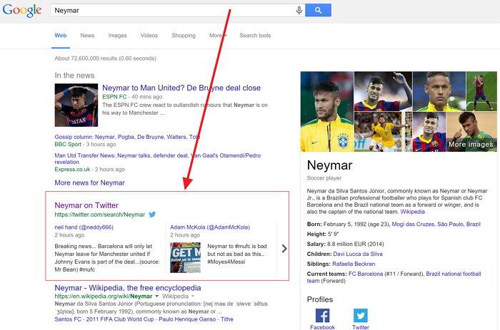 tuits-google-neymar