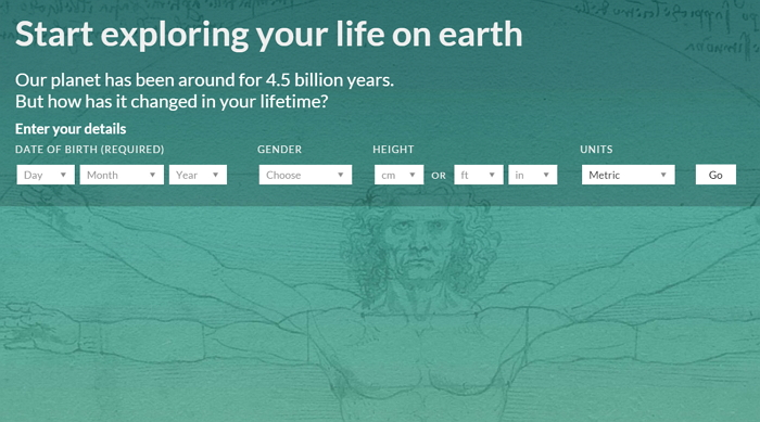 your-life-on-earth