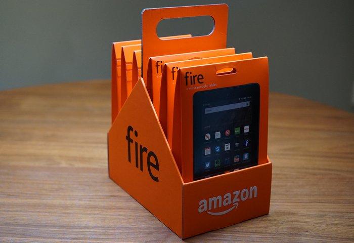 Amazon actualiza su tableta Fire con nuevos colores y opciones de almacenamiento