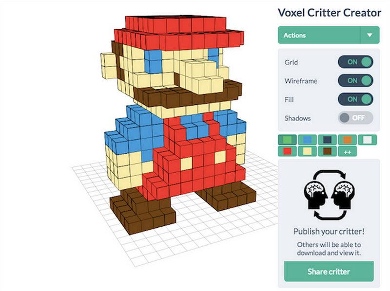 voxel-builder