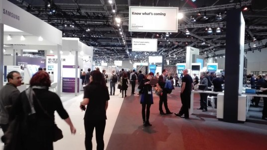 HPE Discover 2015 London 05