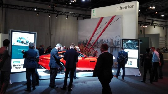HPE Discover 2015 London 43