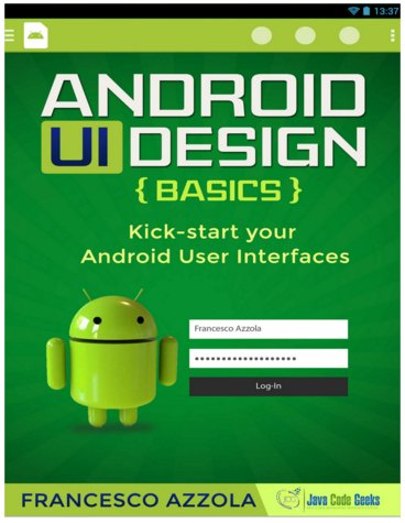 android-ui-design