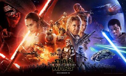 Ya está circulando la primer copia pirata de alta calidad (blu-ray) de Star Wars: The Force Awaken