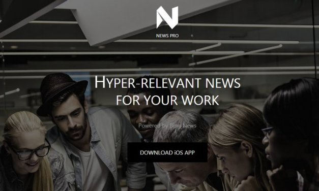 Luego de varios meses de lanzar News Pro para iOS y Web, Microsoft lanza versión para Android