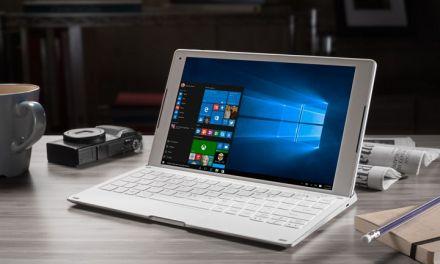 Alcatel  presenta Plus 10, tableta 2 en 1 de 10 pulgadas con 4G y Windows 10 #MWC2016