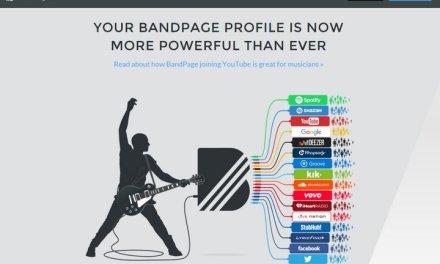 Youtube adquiere BandPage por 8 millones de dólares