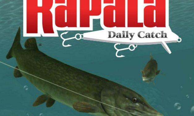 Rapala Daily Catch, un juego muy real que te permite pescar en entornos 3D en lagos y lagunas
