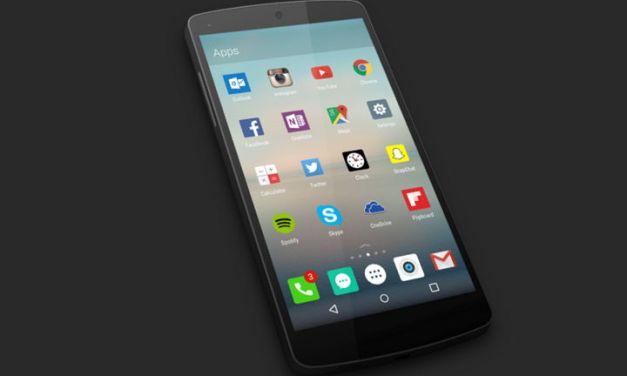 Microsoft actualiza Arrow (Android) con animación material para el cajón de apps y otras novedades