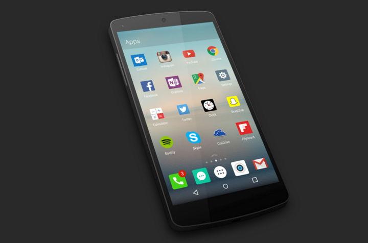 Microsoft Arrow Launcher para Android ahora integra Office 365 y consume mucha menos batería