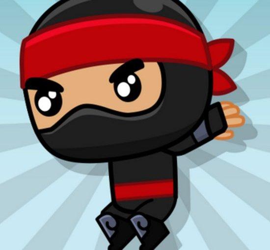 Falling Ninja, un juego entretenido y muy adictivo para terminales Android