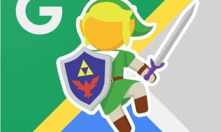 Link del juego The Legend of Zelda hoy y por 5 días aparecerá en Google Maps