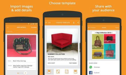 Crea contenido personal o de tu negocio desde Android con Microsoft Sprightly