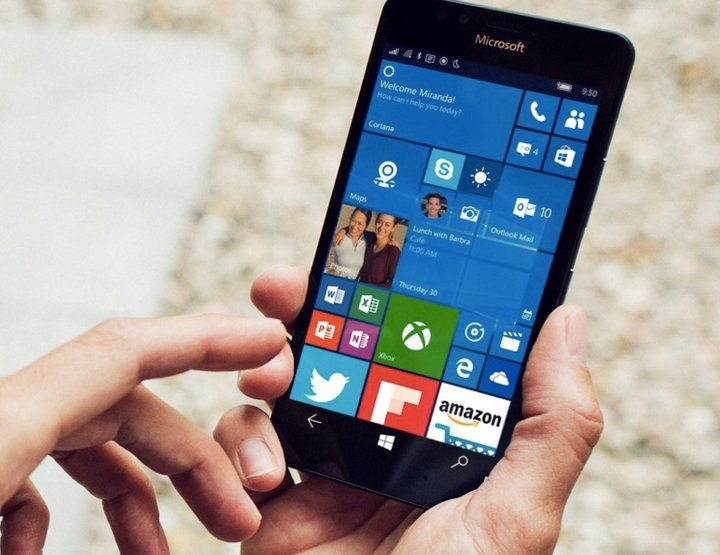 Microsoft lanza Windows 10 Móvil para terminales con Windows Phone 8.1, aunque no para todos