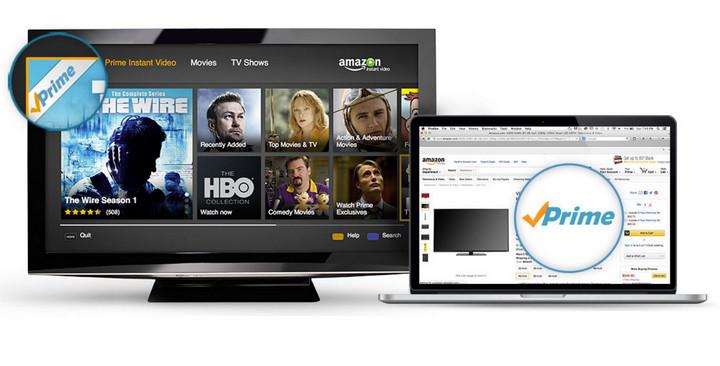 Amazon Prime ahora ofrecerá planes mensuales para competir con Netflix