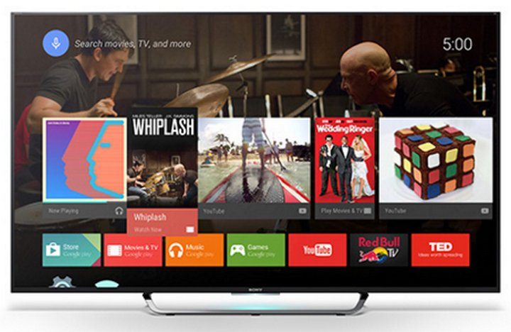 Google lanza la app Android TV para iPhone