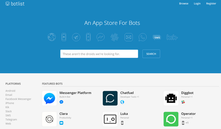 app-store-for-chat-bots-facebook-messenger