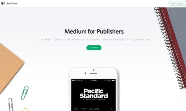 Medium anuncia nuevas herramientas para bloggers, incluyendo dos formas para obtener ingresos monetarios