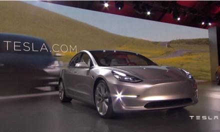 Ya se hicieron más de 232 mil reservas por el nuevo Tesla Model 3
