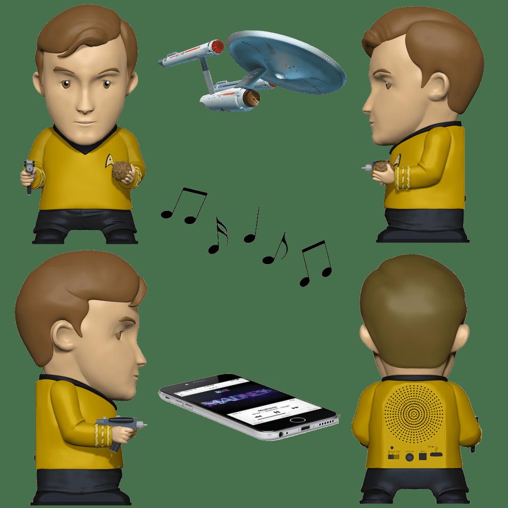 Kirk Bluetooth Speaker