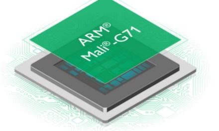 ARM introduce una nueva GPU: Mali-G71 – #Computex2016
