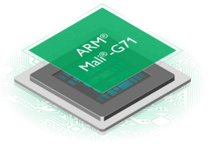 ARM introduce una nueva GPU: Mali-G71 – #Computex2016