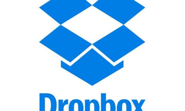 Dropbox introduce varias herramientas para mejorar la productividad