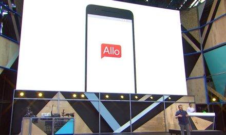 Google presenta Allo, una nueva aplicación de mensajería inteligente #io16