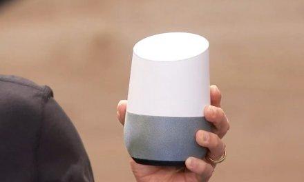 Google anuncia el altavoz inteligente Google Home, competencia directa de Amazon Echo #io16