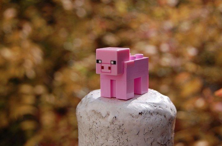 El mini juego Battle para Minecraft edición consolas se podrá jugar gratis a partir de Junio