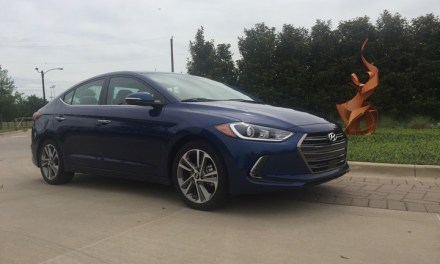 Review: Hyundai Elantra Limited 2017