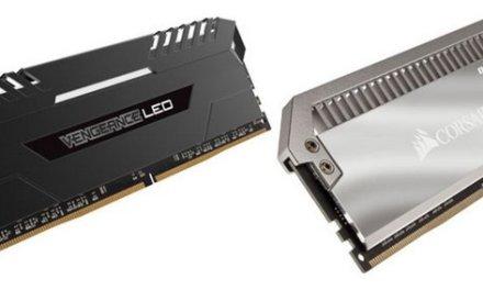 Corsair muestra nuevos ventiladores con levitación magnética, memoria RAM y otros productos – #Computex2016