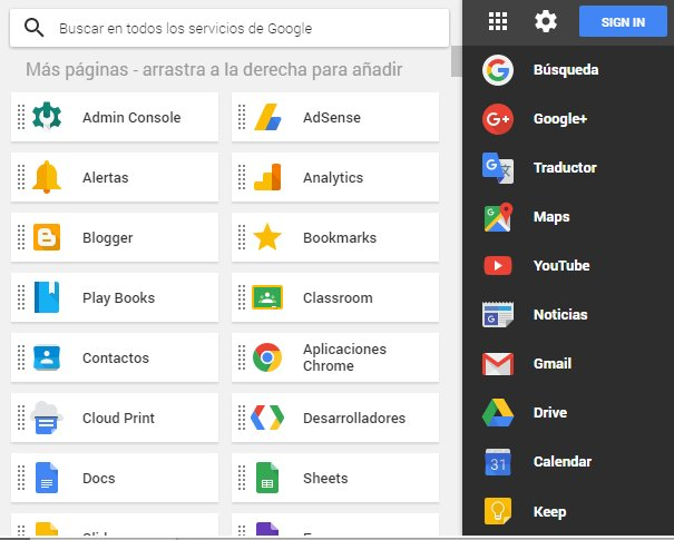 google-black-menu-extension-setup