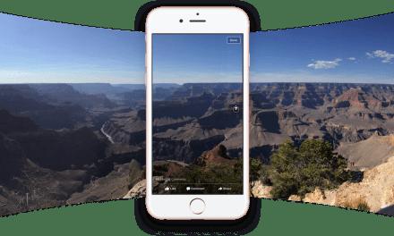 Facebook ya permite publicar panorámicas en la feed de noticias que se convierten en fotos de 360º