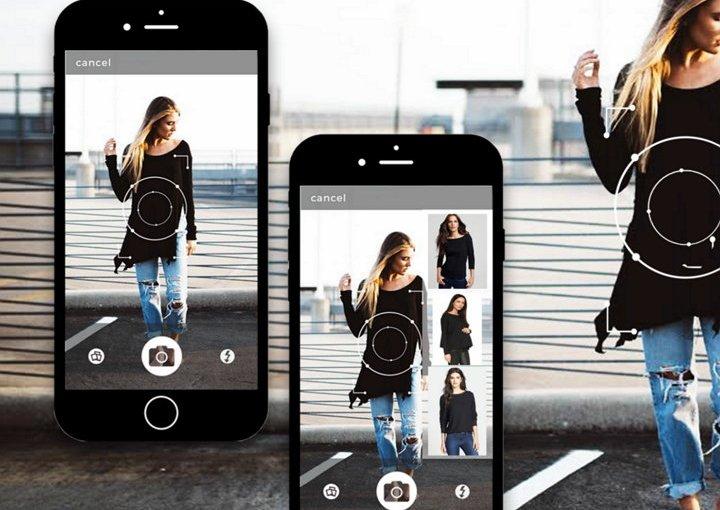Gofind Fashion, captura una foto y encuentra artículos de moda similares