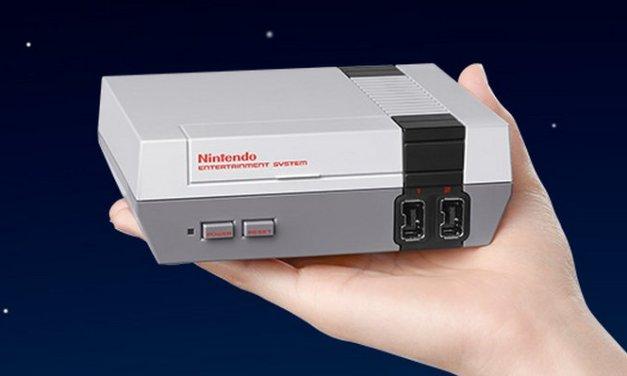 Comercial de Nintendo Classic Mini muestra juegos con excelentes gráficos