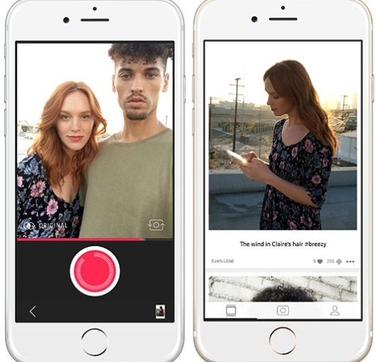 Polaroid Swing te permite crear fotografías animadas para compartir por la web, Facebook y Twitter