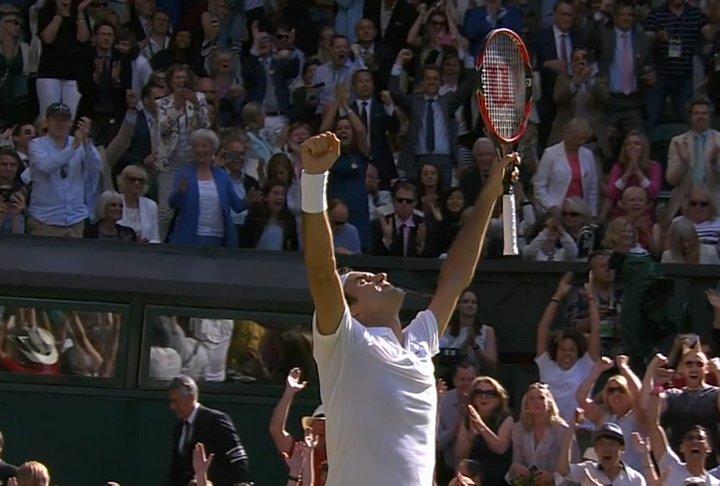 Twitter Lanza su primer transmisión de vídeo en vivo desde el torneo de tenis de Wimbledon!