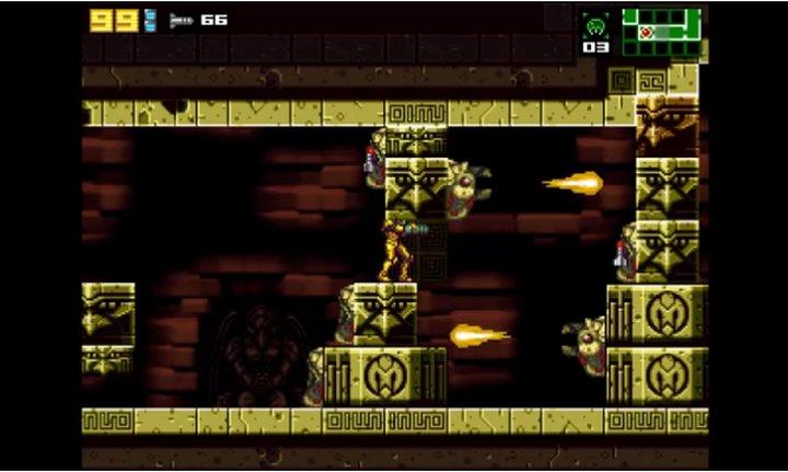 AMR2, alucinante versión de Metroid creada por fans que por ahora se puede descargar