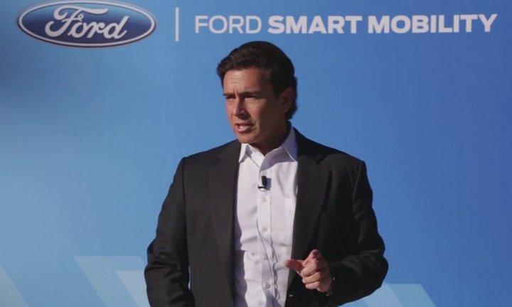 Mark Fields CEO President Ford