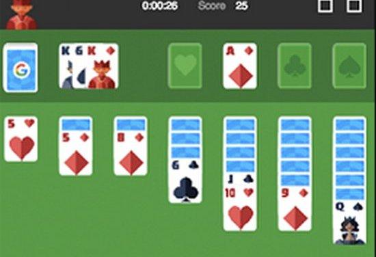 Las búsquedas también son para divertirse: Google introduce los juegos Ta Te Ti y Solitario