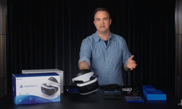 Unboxing del PlayStation VR