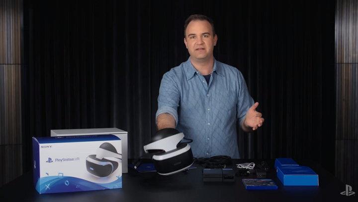 Unboxing del PlayStation VR