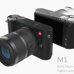 Xiaomi YI M1 , cámara fotográfica de 20 MP sin espejos