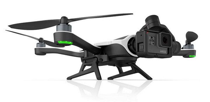 GoPro Karma, un nuevo drone compacto y plegable
