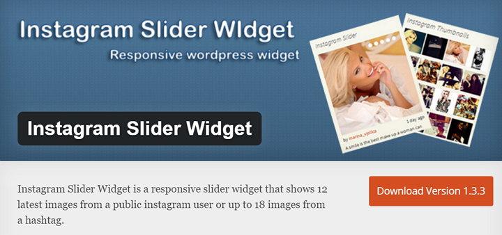 instagram-slider-widget
