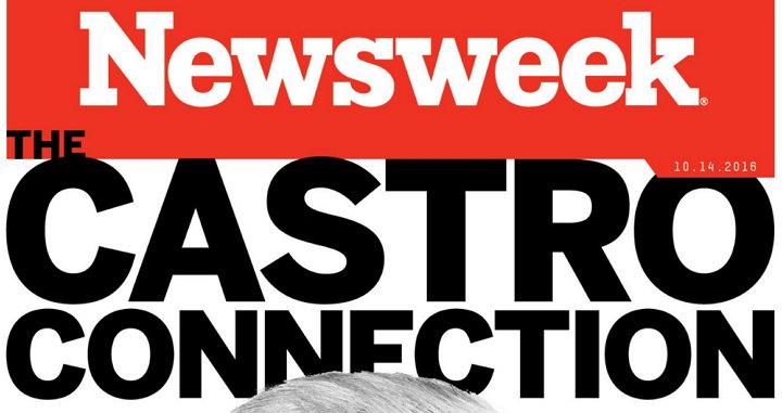 Ataque al sitio de Newsweek se produce luego de publicar un artículo en contra de Donald Trump