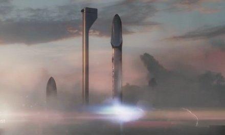 SpaceX Interplanetary Transport System, un cohete y nave para transportar humanos al planeta Marte