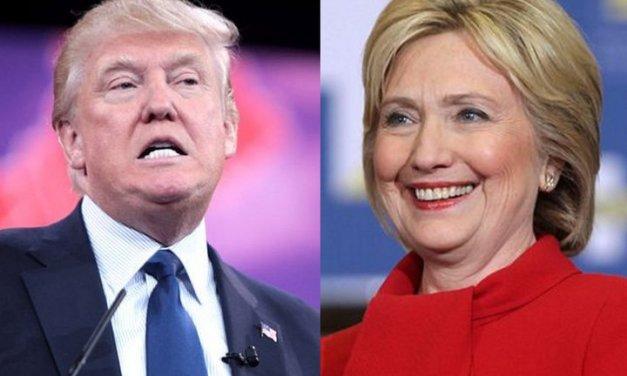 Temas que marcaron las tendencias de Google durante el debate entre Hillary Clinton y Donald Trump (#BadHombres)